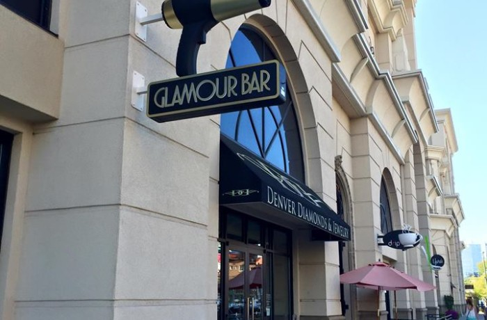 Glamour Bar is now in the Beauvallon